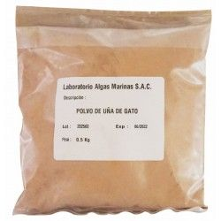 Cats Claw Organic (Uncaria tomentosa) -jauhe (500g)